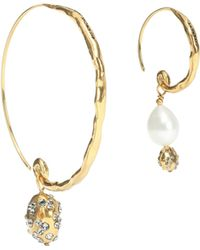 Givenchy - Embellished Earrings - Lyst