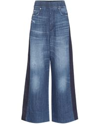 Golden Goose Deluxe Brand Sophie High-rise Flared Jeans - Blue
