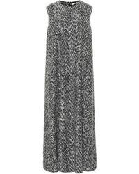 The Row Maxikleid Adda aus einem Wollgemisch - Grau