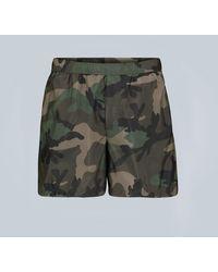 Valentino - Costume da bagno Camouflage - Lyst
