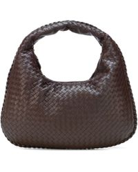 Bottega Veneta - Veneta Medium Leather Shoulder Bag - Lyst 379096ec42b84