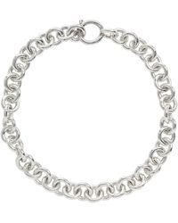 Spinelli Kilcollin Serpens Sterling Silver Chain Bracelet - Metallic