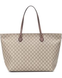 Gucci Ophidia GG Medium Tote - Multicolour