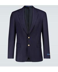 Polo Ralph Lauren Blazer de lana - Azul