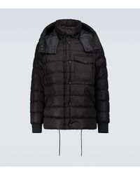 Moncler - Jacke aus Tech-Material - Lyst
