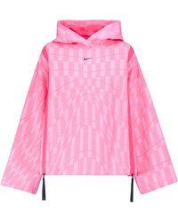 Nike Oversize Hoodie - Pink