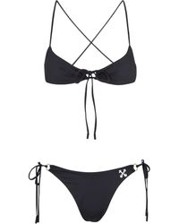 Off-White c/o Virgil Abloh Bikini - Noir
