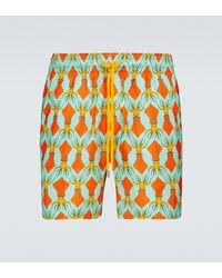 Vilebrequin Mahina Printed Swim Shorts - Multicolour