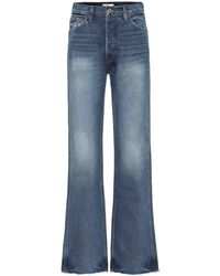 RE/DONE High-rise Loose Jeans - Blue
