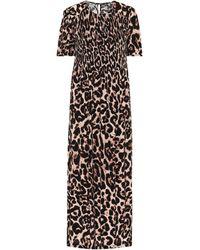 Baum und Pferdgarten Romance & Rituals Adamaris Leopard-print Dress - Multicolour