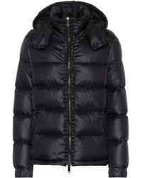 Valentino - Rockstud Puffer Jacket - Lyst