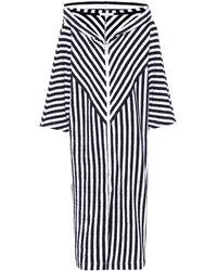 Araks - Margot Striped Cotton Jacket - Lyst