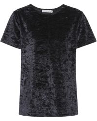 Vince - Chenille Top - Lyst