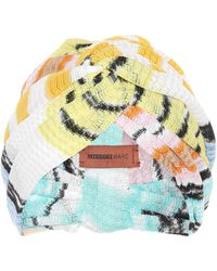 Missoni - Striped Turban - Lyst