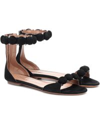 Alaïa Sandals - Black