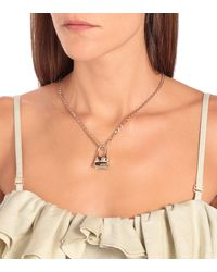 Jacquemus Le Collier Chiquito Necklace - Metallic