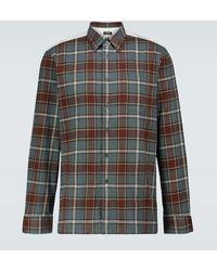 Raf Simons Rachael Long-sleeved Shirt - Multicolour