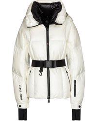 Moncler Genius Grossaix Down Ski Jacket - White