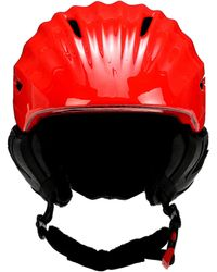 Perfect Moment Mountain Mission Ski Helmet - Red