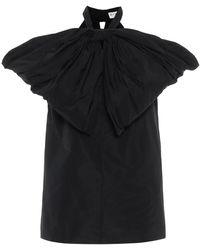 Givenchy Top en coton mélangé - Noir