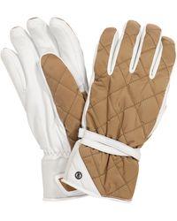 Bogner Handschuhe Cindy mit Leder - Mehrfarbig