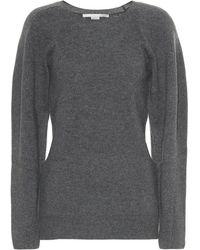 Stella McCartney Virgin Wool Jumper - Grey