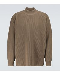 The Row - Dareno Wool And Cashmere Sweater - Lyst