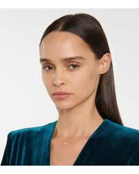 Elhanati Halskette Solitaire aus 18kt Gold - Mettallic