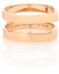 Repossi Antifer 18kt Gold Ring - Metallic