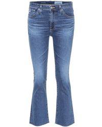AG Jeans Jeans The Jodi Crop - Blu