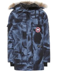 Canada Goose - Expedition Camouflage Parka - Lyst