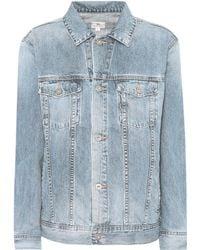AG Jeans - The Nancy Denim Jacket - Lyst