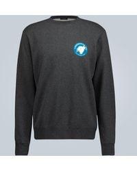Undercover Teddy Bear Printed Sweatshirt - Grey
