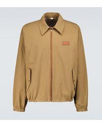 Gucci Reversible GG Jacket - Natural