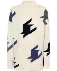 Victoria Beckham | Cashmere Turtleneck Sweater | Lyst