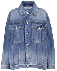 Givenchy Giacca di jeans - Blu