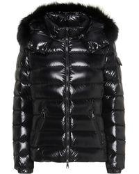 Moncler Badyfur Down Jacket - Black