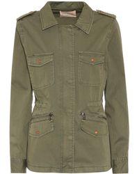 Velvet | Ruby Cotton Jacket | Lyst