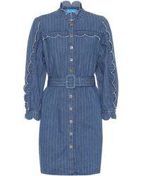 M.i.h Jeans - Vestido Covey de jeans - Lyst