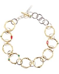 Marni - Hoop Necklace - Lyst
