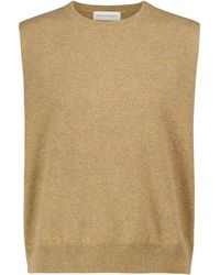 Extreme Cashmere Pullunder N° 156 Be Now - Mettallic