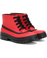 Givenchy Ankle Boots Glaston - Rot