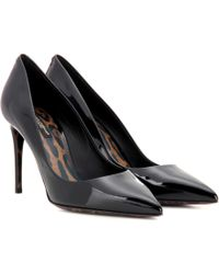 Dolce & Gabbana - Kate Patent-Leather Court Shoes - Lyst