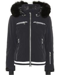 84fa959ffb0 Toni Sailer - Sadie Fur-trimmed Ski Jacket - Lyst