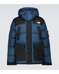 The North Face Parka Head of Sky - Blu