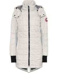 Canada Goose Ellison Packable Down Jacket - Grey