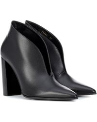 Stella McCartney - Ankle Boots High Vamp - Lyst