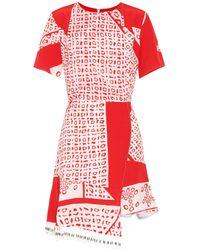 Altuzarra - Tournelle Printed Silk Dress - Lyst
