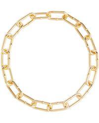 Bottega Veneta Halskette Large aus Sterlingsilber - Mettallic