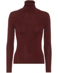 Ferragamo Cashmere, Wool And Silk Jumper - Multicolour